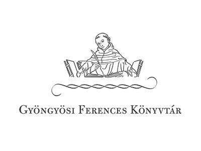 GyFK gyöngyösi ferences könyvtár logo