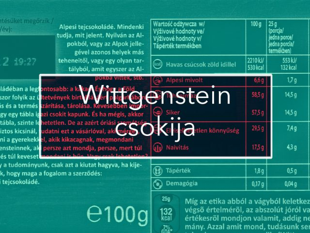 Nyelvfilozófus vásárló