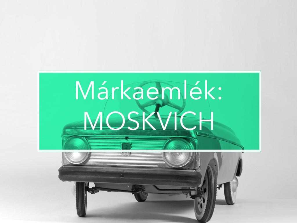 Moskvich 407, másképp